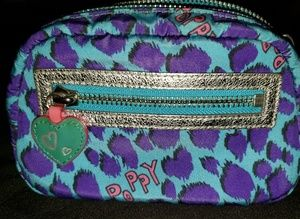 Coach Poppy Cosmetic Bag